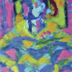 Dirks, Brian - painting of a figure
