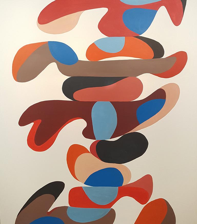 Worsfold, Deborah - abstract artwork