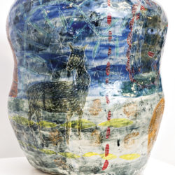 Day, Susan - Hand built pottery